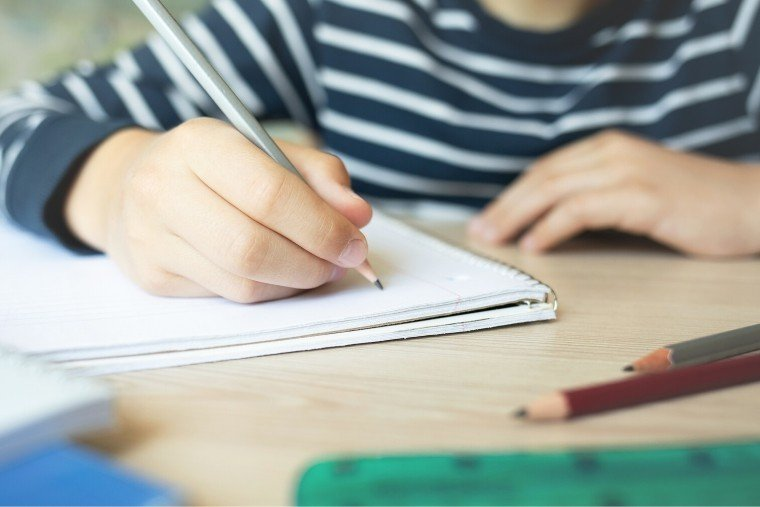 how to use copywork in your homeschool