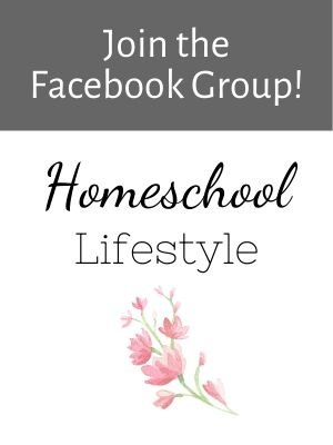join the homeschool lifestyle facebook group