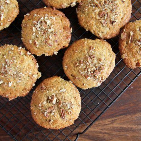 leanna's banana muffins