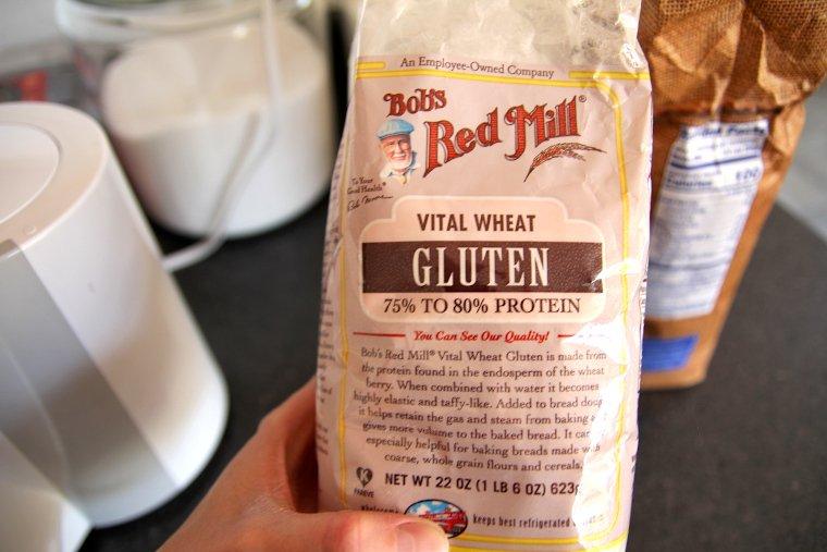 vital wheat gluten packaging